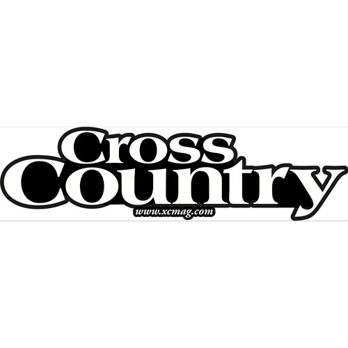Cross Country magazine logo | Charlie King's blog